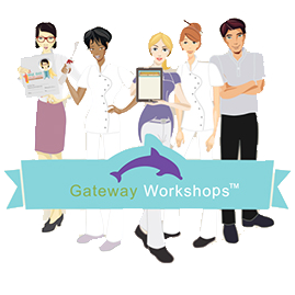 Logo for Gateway Accredited Training Courses for Professional Therapist